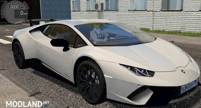 Lamborghini Huracán Performante 2017 [1.5.9]